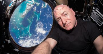 What does a year in space do to your DNA? A conversation with astronaut Scott Kelly.