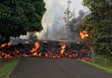 Understanding the Eruption at Kilauea – with Geologist Mike Garcia
